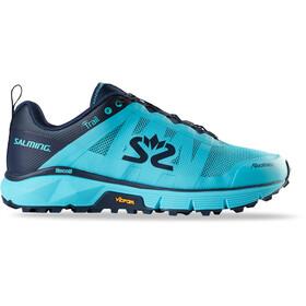Salming Trail 6 Shoes Women new light blue/navy blue